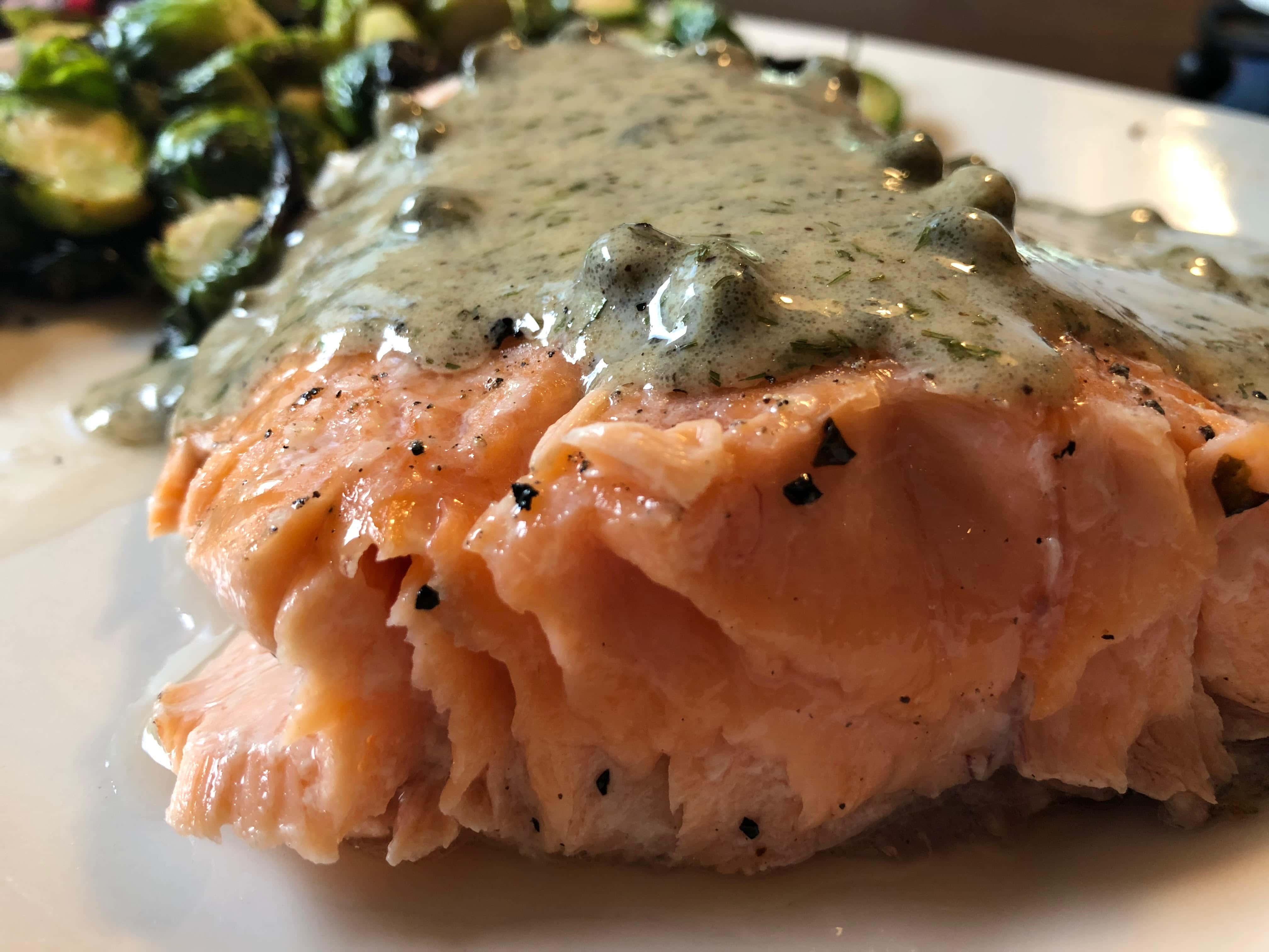 Salmon, amirite?