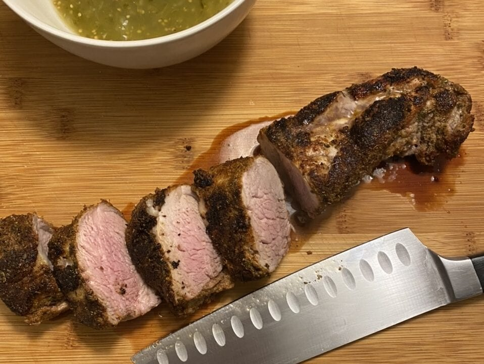 Adobo Pork Tenderloin