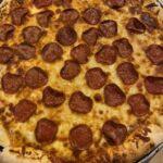 sourdough beer pizza dough