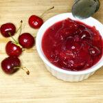 homemade cherry bbq sauce